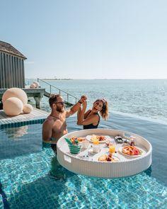 Island hopping in the Maldives - Asia - Lisa Homsy Maldives Resorts Honeymoon, Maldives Voyage, Maldives Travel, Maldives Islands, Maldives Hotels, The Maldives, Maldives Things To Do, Maldives Wedding, Honeymoon Hotels