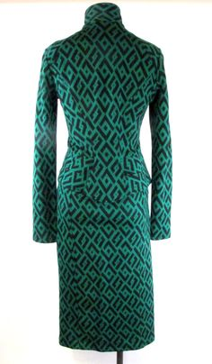 DVF Geometric suit $155