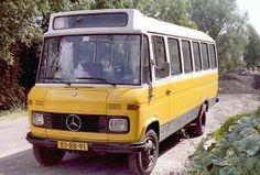De kleine stadsbussen van West-Nederland