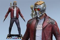 Guardians Of The Galaxy Star Lord Vol 2 Jackets and Shirts. Shop now : https://www.warriorjackets.com