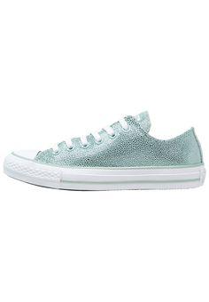 CHUCK TAYLOR ALL STAR - Sneaker low - metallic glacier/black/white - Zalando.de