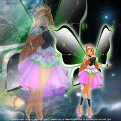 Another Flora picture. I know I\'m not being very creative lately, but after starting TAFE i dont have as much free time so when i do have the chance to draw i just feel like doing winx club pictur...