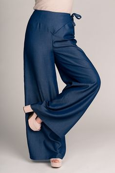 Image of Named patterns Astrid Wrap Pants