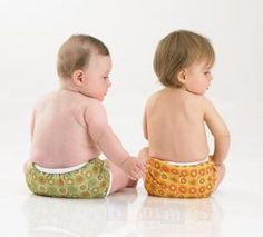 Cloth Diapering Lingo - great for helping figure out all the types of diapers!