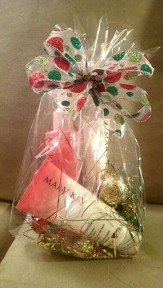 Pomegranate satin hands $35