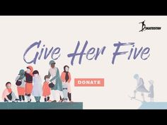 From December 5th, Skateistan is asking the public to Give Her Five by donating $5 in a bid to raise $100,000 by December 31st. Skateistan believes girls hav...