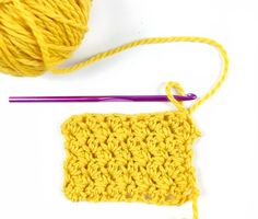 How to #crochet Suzette stitch