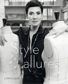 """""""Style & Allures"""" é o quinto livro da brasileira Cristina Cordula"""