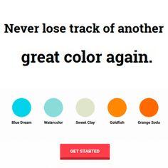 Hablamos de Hexcandy, genial herramienta para organizar paletas de colores SiloMag #02 http://www.silocreativo.com/silomag-02/