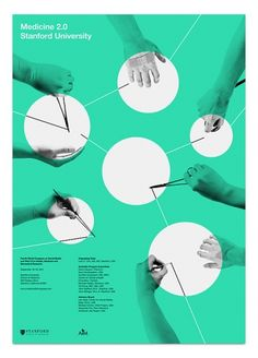 Designspiration — Stanford University Poster   Flickr - Photo Sharing!