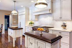 Kitchen Remodel, Livingston, NJ - traditional - kitchen - New York - Robinwood Kitchens