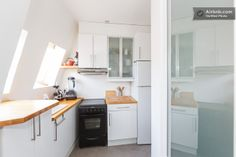 A fully Equipped kitchen!