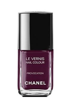 "Kate Bosworth's Stylist Spills On What She's Digging For Fall #refinery29  http://www.refinery29.com/cher-coulter#slide12  ""This color is perfect for the holiday season! The oxblood hue is sophisticated and on trend.""Chanel Le Vernis Nail Colour in Provocation, $26, available at Chanel."