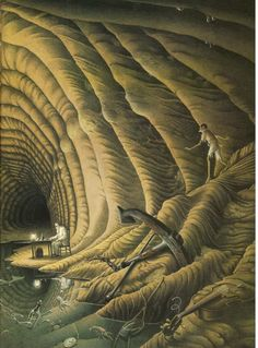 Collodi, The Adventures of Pinocchio. Illustrations: Roberto Innocenti Great Artists, Short Stories, Adventure, Book Illustrations, Children's Book Illustration, Artwork, Children's Books, Fairy Tail, Fanart