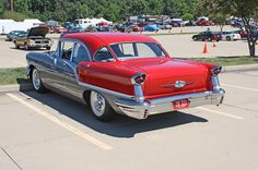 1957 Oldsmobile Ninety-Eight 4 door sedan