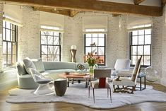 Old watch factory in Sag Harbor turned into loft-like home #vicentewolf