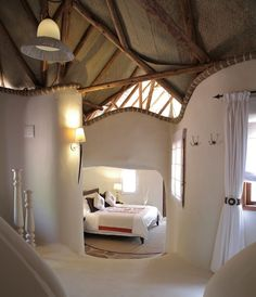 Olarro Lodge - Maasai Mara, Kenya Kenya. http://www.travelandtransitions.com/destinations/destination-advice/africa/