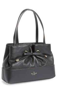 kate spade new york 'west valley - small maryanne' leather shopper available at #Nordstrom