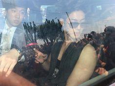 Kim Hyun Joong arrives in Peru 25-2-2013