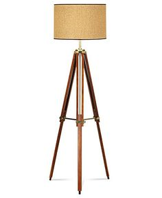 $199.99 (when on sale) Pacific Coast Floor Lamp, Tripod - Floor Lamps - for the home - Macy's