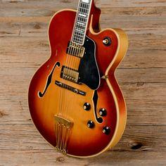 Gibson Byrdland Sunburst 1974