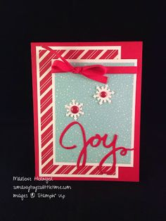 So Many Toys So Little Time… | My Paper Therapy Blog and little corner of the internet where I share my Stampin' Up! creations and other great paper inspirations. Marlene Heringer, Independent Stampin' Up! Demonstrator and paper junkie. | Page 7