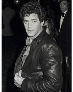 Lou Reed's Rock Style Photos | GQ