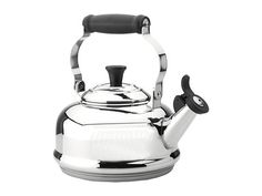 Perfect mix of modern vintage Le Creuset Stainless Steel Whistling Kettle Stainless Steel