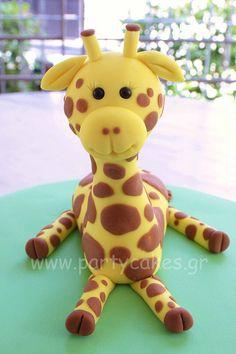 Giraffe cake| Ellllllen!<3
