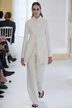 Christian Dior Fall 2016 Couture Fashion Show - Odette Pavlova (Next)