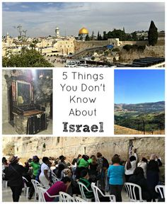 5 Things You Probably Don't Know About Israel ~ TravelMamas.com