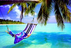 Yes Please!....Hammock over the Sea, Kona, Hawaii
