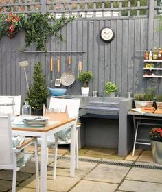 From porches to patios, transform your outdoor space with smart decorating tricks.