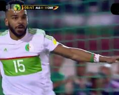Algeria 1-1 Cameroon Match Highlights (Cameroon