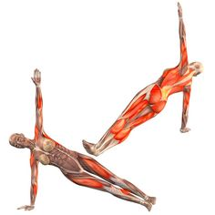 Side plank pose on right hand, legs together - Vasisthasana side right - Yoga Poses | YOGA.com