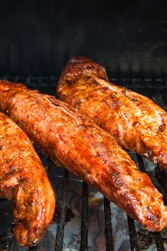 Sweet meets smoky with our apricot-glazed pork tenderloin cooked over savory hardwood smoke.