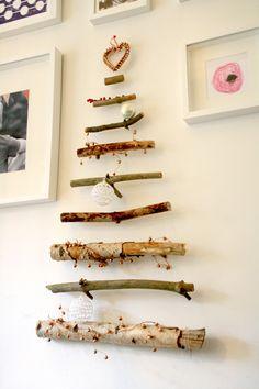 Holiday Twig Tree