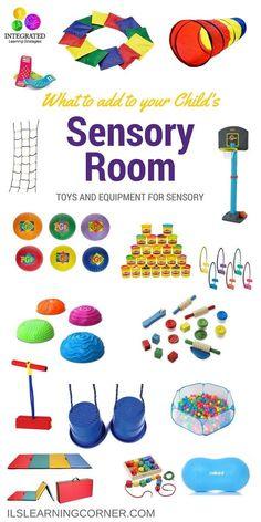 Sensory Room: How to Build a Successful Sensory Room for Greater Brain Development   ilslearningcorner.com