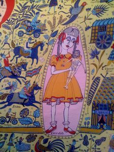 2012 August « katiestitches Grayson Perry