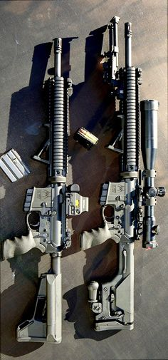 M4 Carbine and M4 Carbine SPR