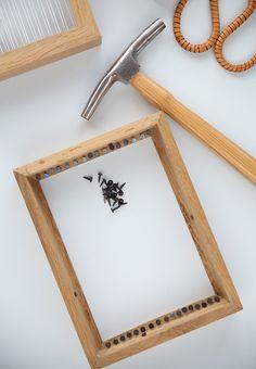 Un DIY tissage simple et original et vos invitations gratuites pour le salon Créations et Savoir faire...