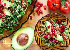 Quinoa tabbouleh #TheArtofEatingWell