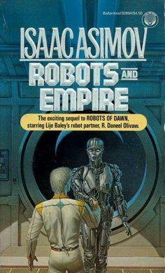 Robots & Empire - Isaac Asimov