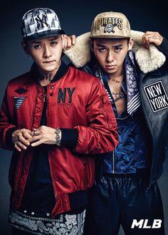 Kwon Brothers Kwon Jiyong, Deukie & Dony #YGFAMILY.