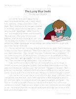 1st grade Reading Comprehension Worksheets! GREAT!