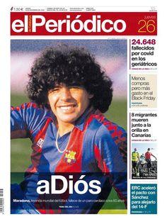 Roberto Baggio, Diego Armando, Newspaper Cover, My Dream Team, Football Players, Trauma, Soccer, Baseball Cards, Sport