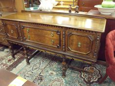 Berkey And Gay Furniture Value This Late 1920s Buffet