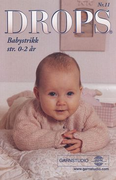 Did you know there are over 200 DROPS catalogues filled with thousands of free knitting patterns and crochet patterns for the whole family? Baby Knitting Patterns, Baby Sweater Knitting Pattern, Free Baby Blanket Patterns, Knit Baby Sweaters, Crochet Patterns, Drops Design, Knitting Books, Knitting For Kids, Free Knitting