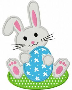 Instant+Download+Easter+Bunny++Applique+by+JoyousEmbroidery,+$2.99