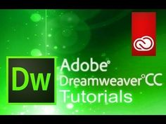 Want to learn Dreamweaver CC? Watch this 12 part tutorial for beginners.